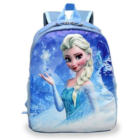 Tas Ransel Anak Pixar The Cars Blue tas ransel anak gambar princess elsa blue