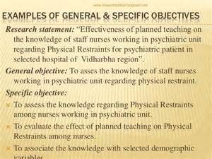 Problem Statement And Research Objectives Writing Research Objectives