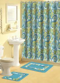Bath Sets With Shower Curtains Home Dynamix Bath Boutique Shower Curtain And Bath Rug Set