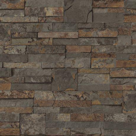 wallpaper for walls walmart mini ledgestone rustic sidewall wallpaper for sale at
