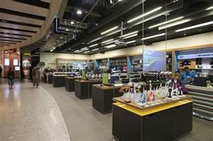 retail design shop design electrical store interior