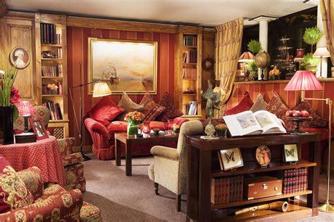 romantische wohnzimmer hotel britannique 1st hotels small