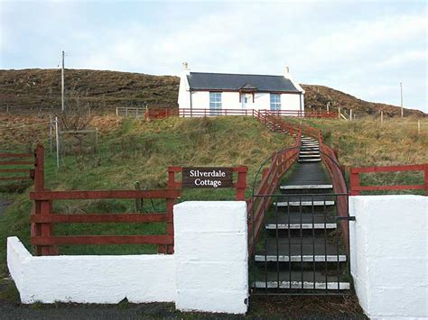 Silverdale Cottages by Silverdale Self Catering Cottage Near Dunvegan Isle Of