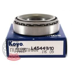 Tapered Bearing 45449 10 Koyo tapered l45449 10 snr tapered roller bearing snr price photo description parameters