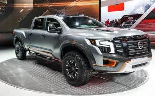 Nissan Titan Concept Nissan Titan Warrior Concept The Awesomer