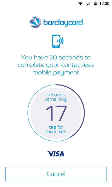 contactless mobile payment barclaycard contactless mobile payments for android phones