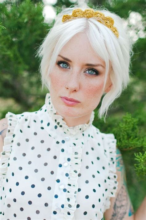 images of hair bleached white 50 best images about white hair on pinterest bobs my