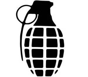 gallery for gt grenade stencil