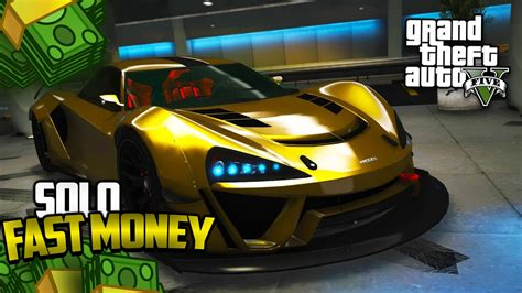 Make Money Gta 5 Online Solo - gta 5 online solo fast gta 5 easy money 51000 in 30 seconds gta 5 money guide