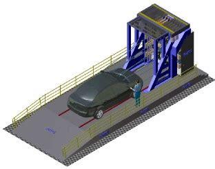 seat anchorage seat belt anchorage test system