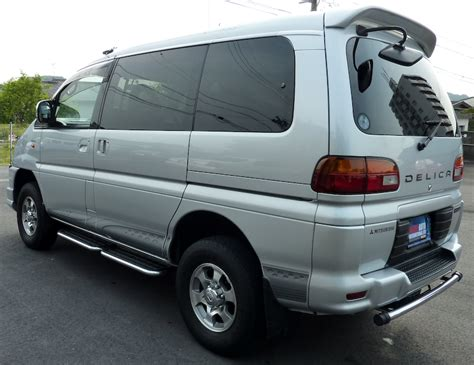 mitsubishi delica space gear featured 2002 mitsubishi delica space gear at j spec imports