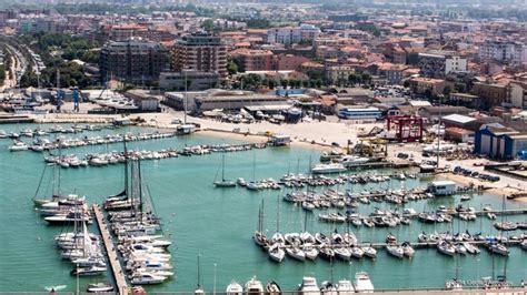 porto civitanova marche italy marche macerata civitanova marche tripinview