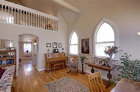 fabulous living room in this church conversion benefits 5 churches transformed into homes cbs news