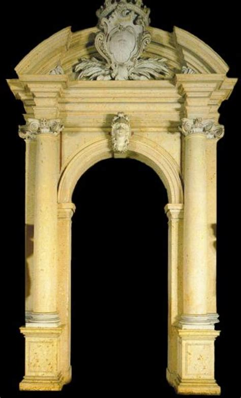 Interior Door Surrounds Solid Marble Door Surround Model Ds108 Houston Tx Marble Interior And Exterior Door