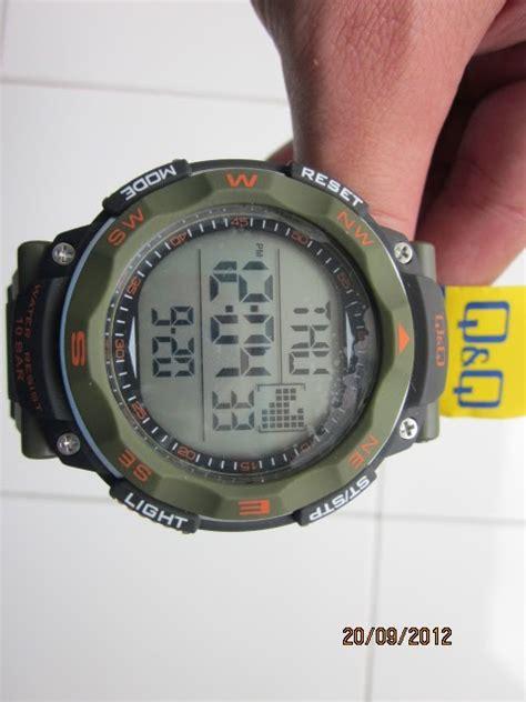 Jam Tangan Ohsen Ad1601 Original aneka jam tangan sport keren meong s shop jual senter