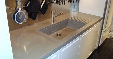 Concrete Sinks And Countertops by Concrete Sinks And Vessels The Concrete Network