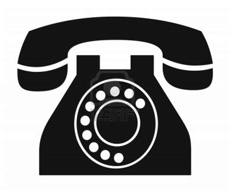clipart telefono office telephone clipart black and white clipartsgram