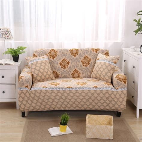gold pattern sofa washable fabric high quality sofa bed foshan suger