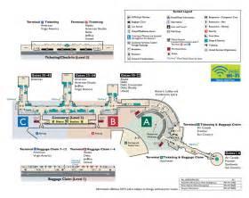 Naia Terminal 1 Floor Plan terminal map metropolitan washington airports authority