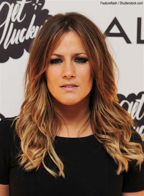 latest hairstyles uk hairdressers gallery caroline flack hairstyles