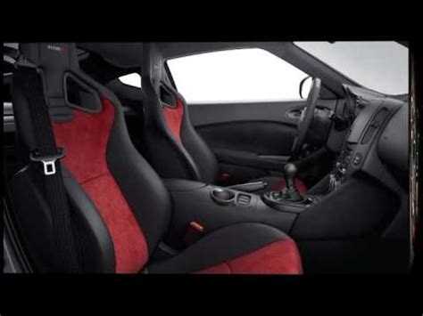 2017 nissan 370z interior 2017 nissan 370z coupe interior