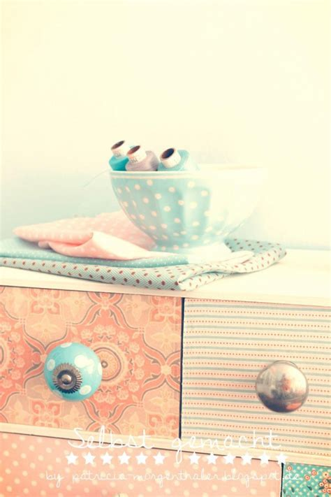 schublade mit stoff auskleiden diy m 246 bel mit stoff beziehen handmade kultur
