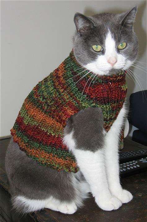 cat sweater pattern knit cat vest flickr photo