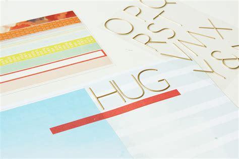 tutorial bìa scrapbook blog tutorial creating a scrapbook layout with studio