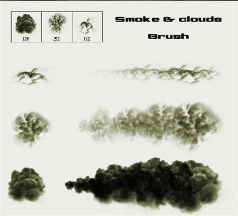 designing photoshop brushes 200 free and high quality smoke brushes for photoshop