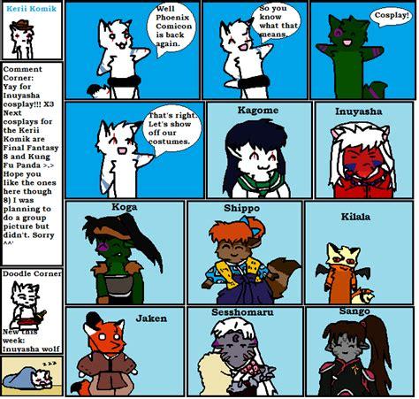 Komik Inuyasha 33 kerii komik inuyasha by k3ri1 on deviantart