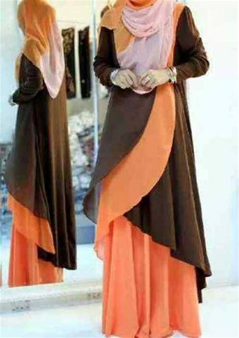 Maxi Dress Rosya Cardigan Baju Muslim Busana Mus Murah busana muslim remaja syar i java moca p139 gamis modern java muslim and abayas