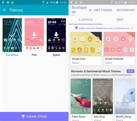 themes samsung a5 2016 7 trucs et astuces pour mieux utiliser votre samsung