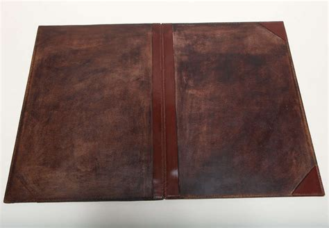 leather desk blotter deco crocodile and leather desk blotter at 1stdibs