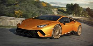 this lamborghini is the fastest production car to