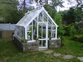 Building A Small Home Greenhouse Small Greenhouses Glasshouses