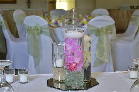 small candles for wedding tables wedding table centerpieces that are simple wedding bliss