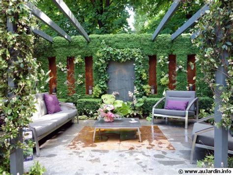 Beau Salon De Jardin Chez Castorama #3: didier-danet-jardin-jour-nuit-maison-jardin-600x450.jpg
