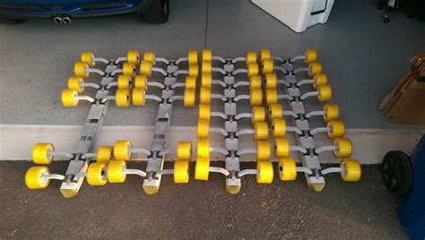 venture boat trailer rollers boat trailer rollers roller components the hull truth