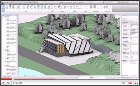 revit tutorial getting started revit structure learning curve rac2011 video tutorials