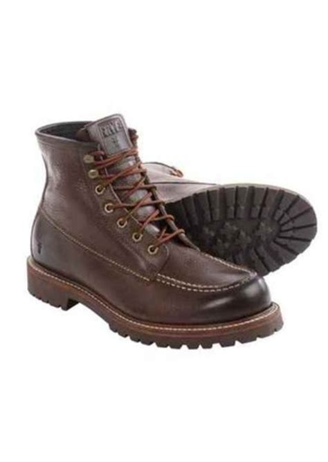 mens frye boots sale best price frye frye dakota mid lace boots leather for