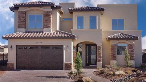 el paso houses bella vista custom home builder el paso tx youtube