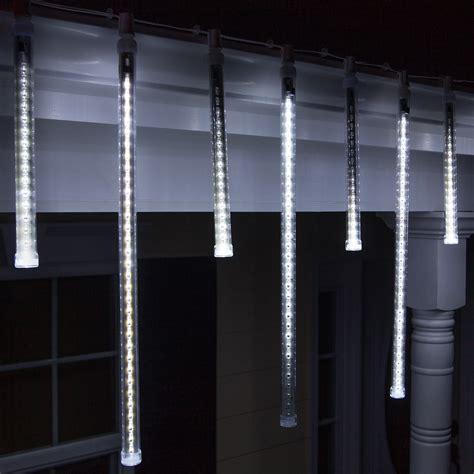 cool white grand cascade led light tubes  base