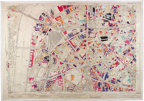 the london county council the london county council bomb damage maps citylab