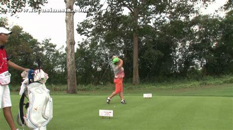 christina kim golf swing 포커스인아시아 lpga christina kim 김초롱 golf swing 2011 youtube
