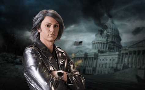 quicksilver movie free download quicksilver played by evan peters wallpaper and background