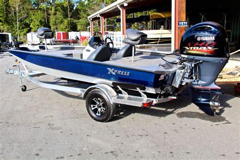 bass boat xpress 2016 xpress x19 bass boat 35 995 00