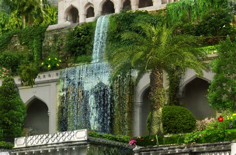 Hanging Garden Of Babylon by Hanging Gardens Of Babylon Tedy Travel