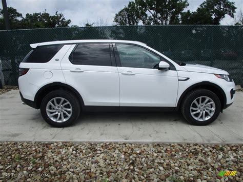 land rover discovery 2016 white 2016 fuji white land rover discovery sport hse 4wd