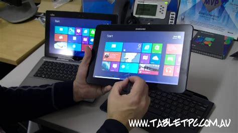 hybrid windows  tablet shootout samsung ativ tab