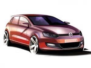 new car polo volkswagen new polo car design